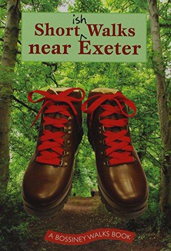 Shortish Walks Near Exeter por Robert Hesketh