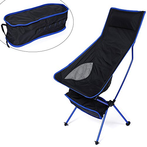 Chaise Pliante AllongACe Moon AdaptACe Pour La PAche En Plein Air Le Camping RandonnACe Et Ainsi De Suite