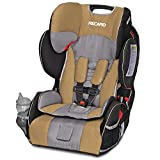 RECARO Performance SPORT Combination Harness to Booster, Slate