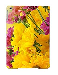 Freshmilk Anti-scratch And Shatterproof Flowers Bokeh Petals Phone Case For Ipad Air/ High Quality Case