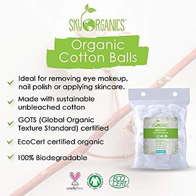 Cotton Balls by Sky Organics