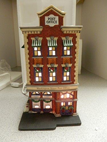 UPC 734409072114, Dept 56 Christmas in the City **Washington Street Post Office** (58880)