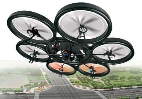 OLOGY® DRONE WITH CAMERA QUADCOPTER Hexcopter HEXACOPTER Quadcopter LARGE Multirotor Drone UAV Unmanned Aerial Vehicle RTF Ready to Fly -- SPECIAL AV AXIS --