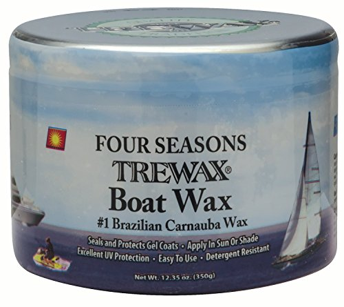MaryKate Trewax Boat Paste Wax (Trewax Clear Paste Wax)
