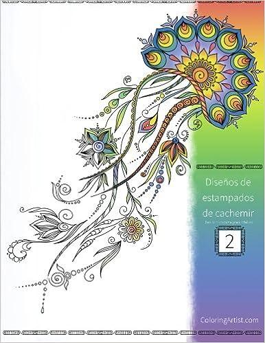 Amazon descarga libros gratis Diseños de estampados de cachemir ...