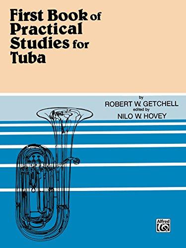 (Practical Studies for Tuba, Book 1 )