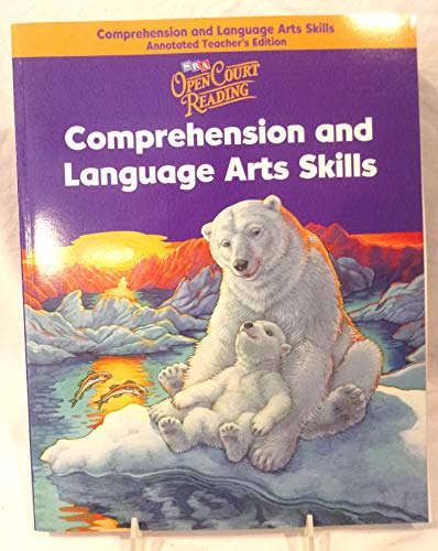 Open Court Reading - Comprehension and Language Arts Annotated Teachers Edition - Grade 4