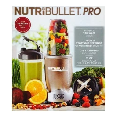 Magic Bullet Nutribullet Pro 900 Blender