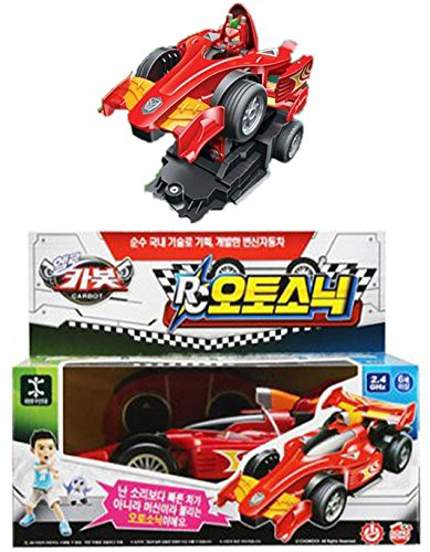 Used, Hello CARBOT Season 5 AUTOSONIC RC F1 Car Transforming for sale  Delivered anywhere in Canada