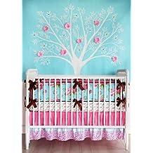 Caden Lane Finley Bedding Set, Pink, Standard