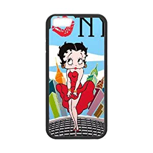 DIY iPhone 6,6S phone case With Betty Boop Pattern , Perfectly Fit Your Smartphone