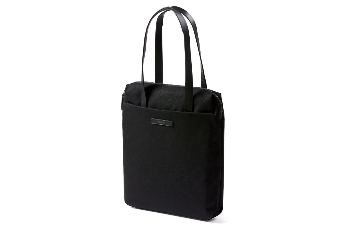 Bellroy Slim Work Tote (13 liters, 15'' laptop)-Black by Bellroy