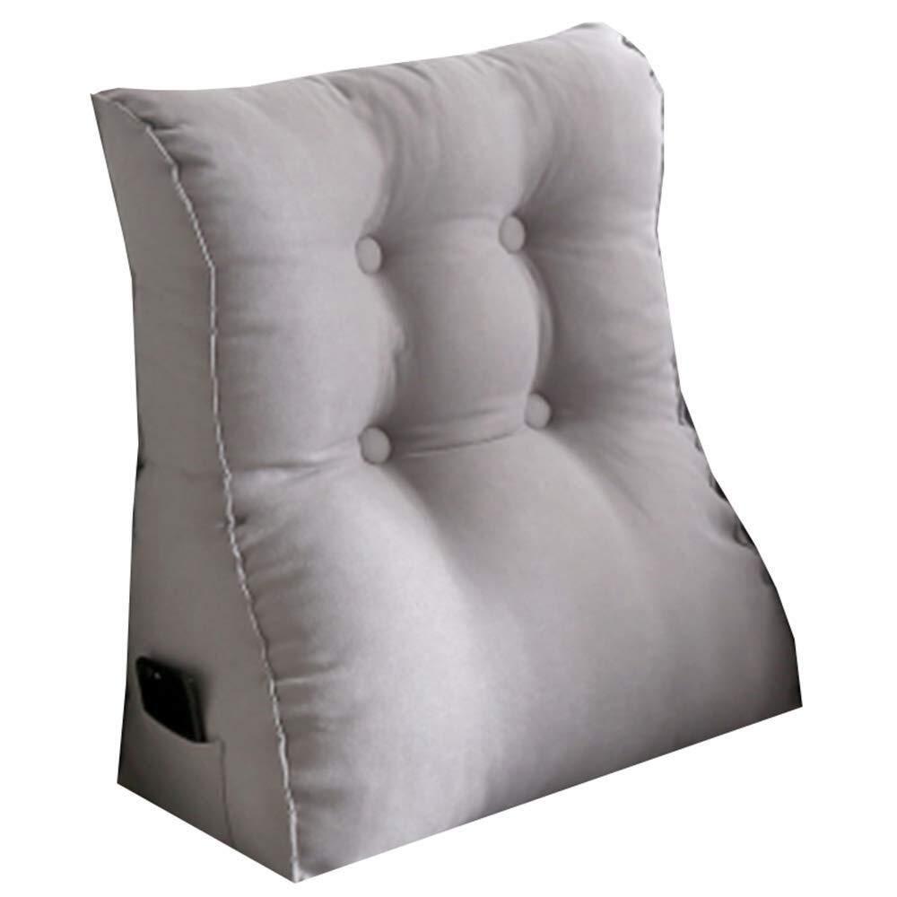 Amazon.com: Upholstered Triangular Wedge Cushion Triangle ...