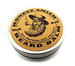 Honest Amish Beard Balm Leave-in Conditi...