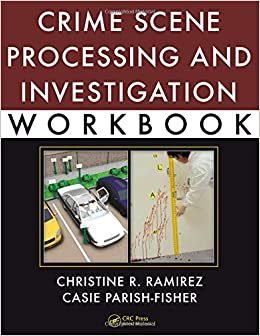 Book Crime Scene Processing and Investigation Workbook
