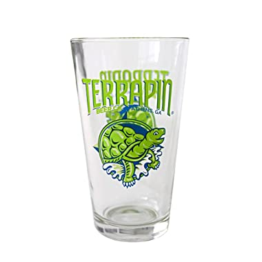 Terrapin Beer Co Pint Glass