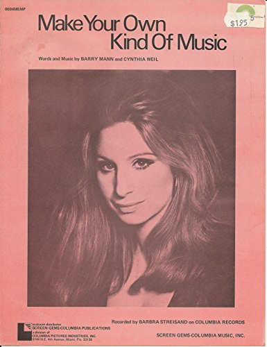 Make Your Own Kind of Music - Barbra Streisand on Cover