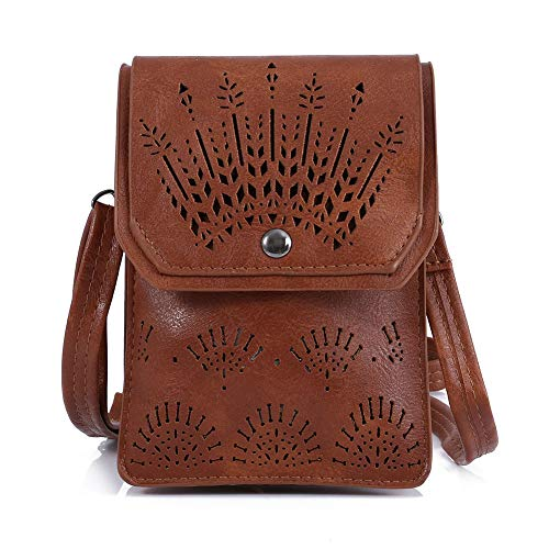 Love this leather crossbody