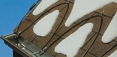 Easy Heat Adks-400 - 80` Roof & Gutter De-icing Cable