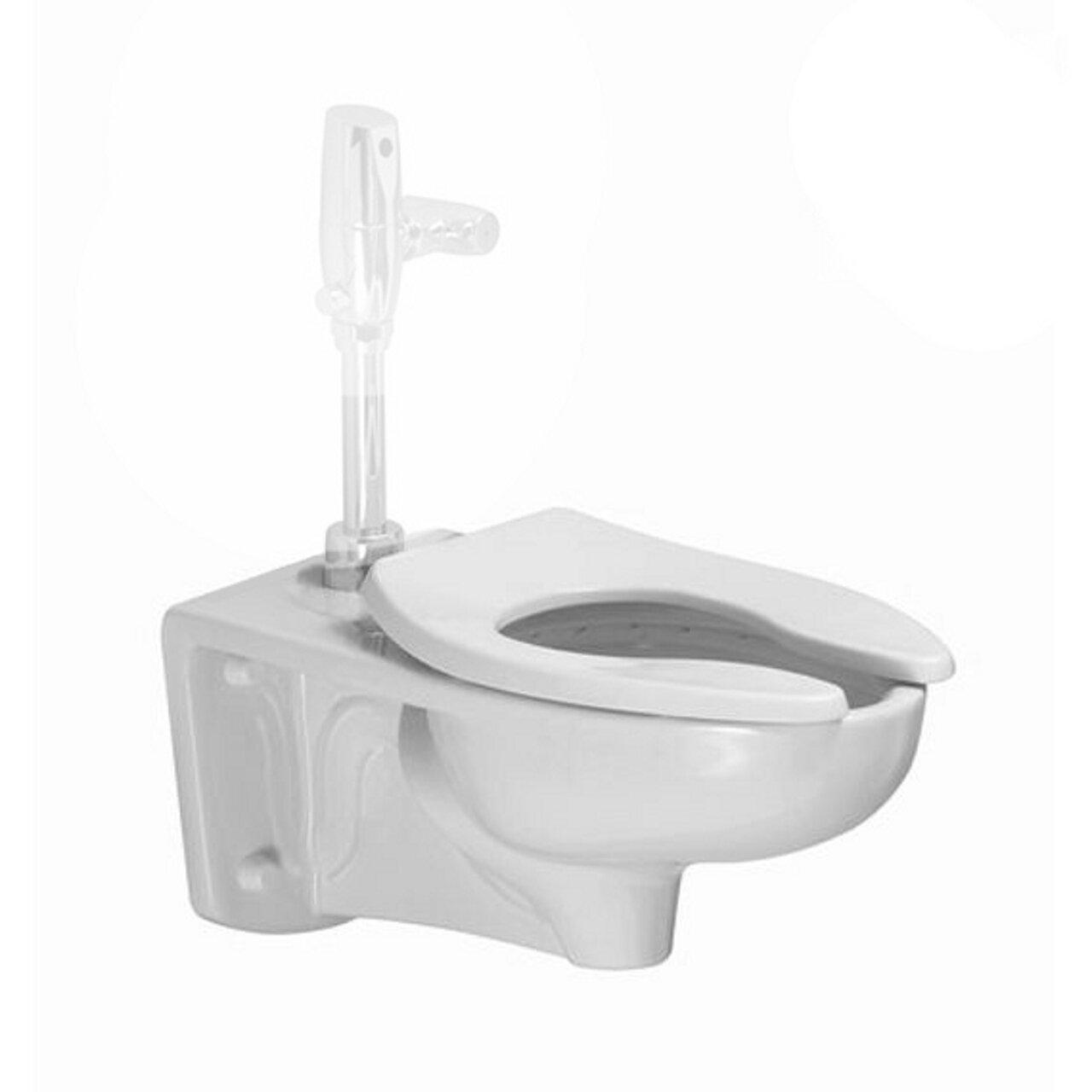 American Standard 2294011EC.020 Afwall ADA Retrofit Universal Bowl with EverClean, White