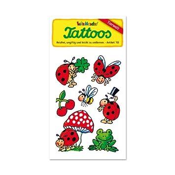 Lutz Mauder Tattoos - Tatuajes para niños, diseño de Mariquita ...
