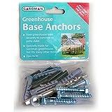 Gardman Greenhouse Base Anchors