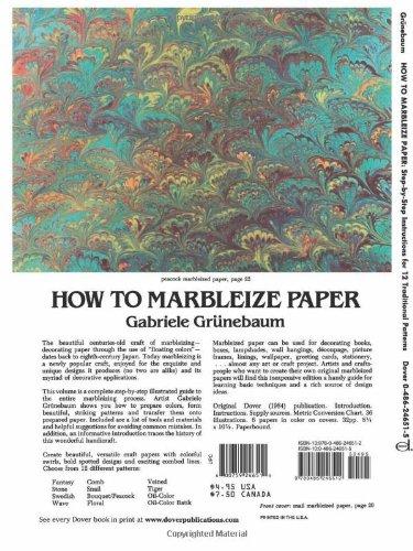 jacquard marbling kit instructions