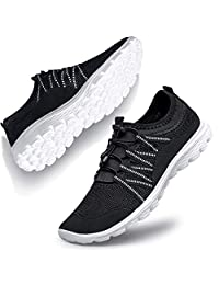 Belilent Sneakers Men Womem Lightweight Sports Shoes Speed Laces for Walking Jogging Fitness Daily Exercise