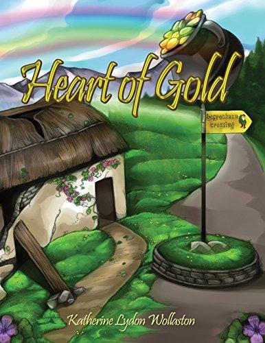 Gold Star Heart - Heart of Gold