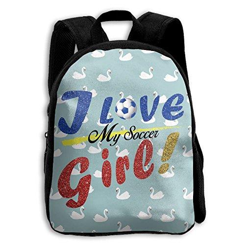 New College Football Uniforms (I Love My Soccer Girl Soccer Mom Soccer Heart Lightweight Bento Bag For Unisex)