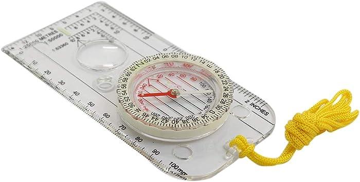 Leezo - Regla multiherramienta profesional para medir mapas ...