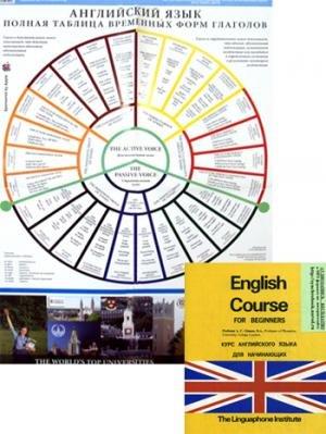 English Course. Angliyskiy yazyk dlya nachinayuschih. Teksty dlya podgotovki k testu (ekzamenu) angliyskogo yazyka TOEFL. Uroven slozhnosti - Nachalnyy