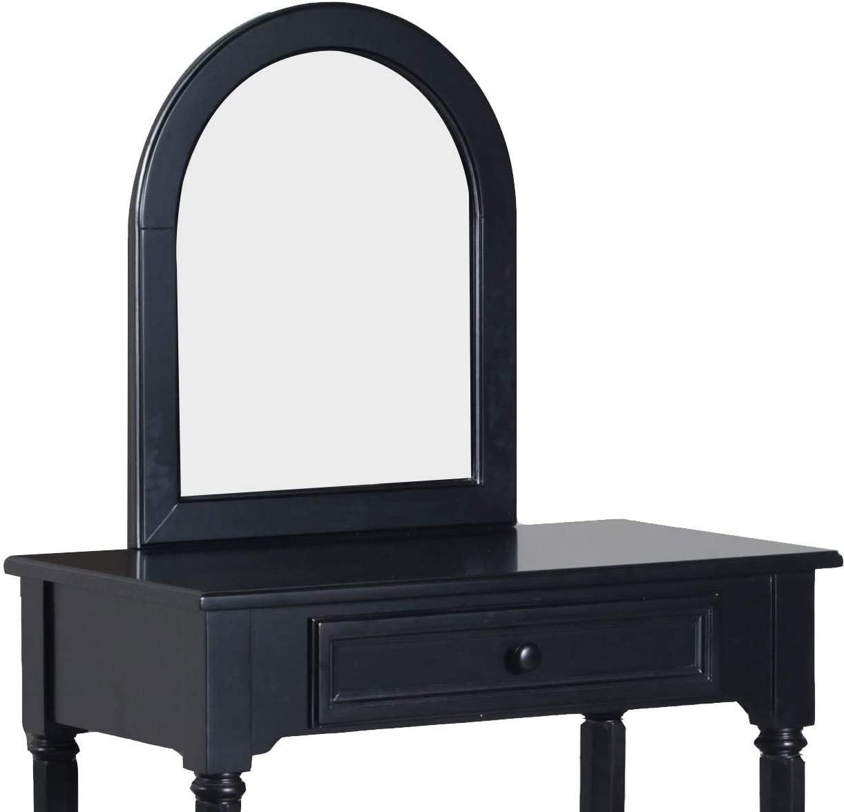 Powell Furniture Blackledge Vanity with Stool, Multicolor