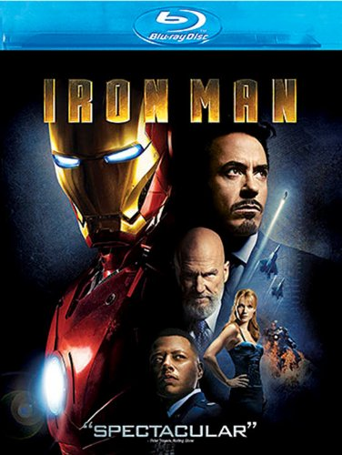Iron Man - Iron Man Steelbook