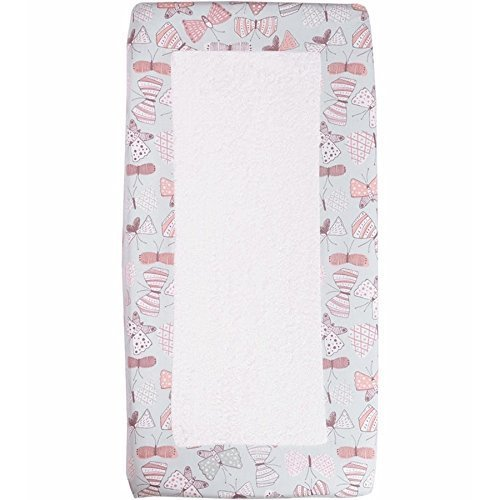 Pad Changing Dwellstudio - DwellStudio Arden Changing Pad Cover (Butterflies)