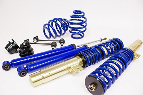 - Solo Werks S1BW003 - S1 Coilover Suspension System - BMW 3 Series E46 '99-'05 Coupe, Sedan, Convertible, Wagon