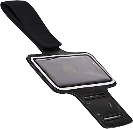avec Sangle Ajustable MELELILYA/® Brassard pour Smartphone Brassard de Sport Compatible avec Blackview BV9700 Pro avec Porte-Cl/és Attache pour C/âble Porte-Cartes