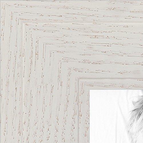 ブラックステイン処理されたパイン材の写真フレーム 幅1.5インチ 10 x 11
