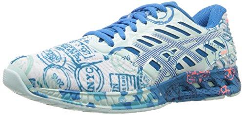完璧はいクモAsicsレディースfuzeX NYC Running Shoe