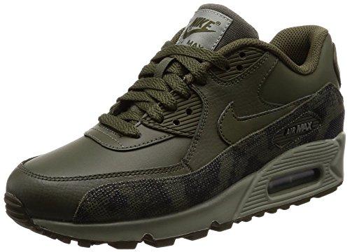 promo code bd346 cf791 Nike Femmes Air Max 90 Prm Cargo Kakhi 896497-301