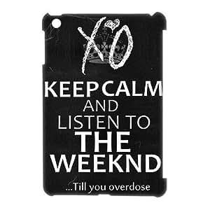 C-EUR The Weeknd XO Pattern 3D Case for iPad Mini