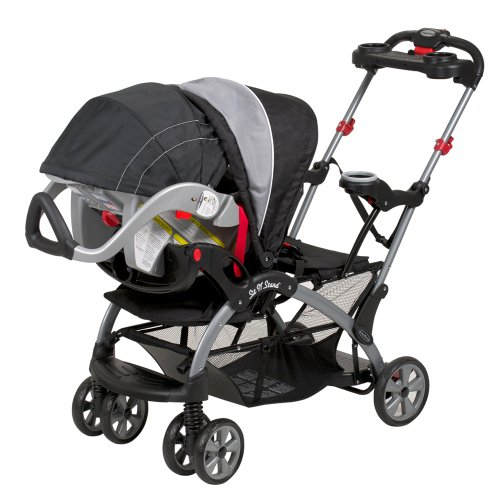 Baby Trend Sit N Stand Ultra Tandem Stroller Phantom New