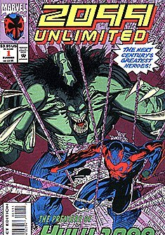 2099 Unlimited #1 Hulk 2099