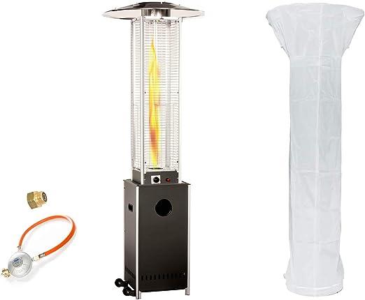 Portable Feu Calor GAS Chauffage Haute Qualité GPL Cabinet butane détendeur tuyau