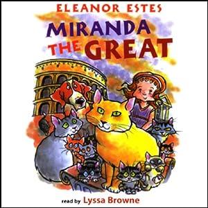 Miranda the Great Audiobook