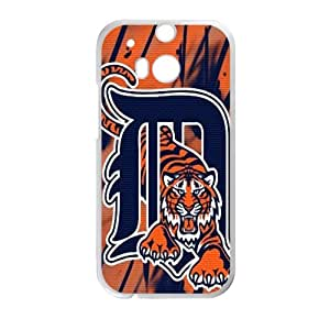 2015 Bestselling detroit tigers coloring pages Phone Case for HTC M8