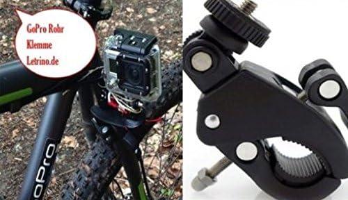 Manillar Mountain Bike abrazadera para GoPro Cube Trek Haibike ...