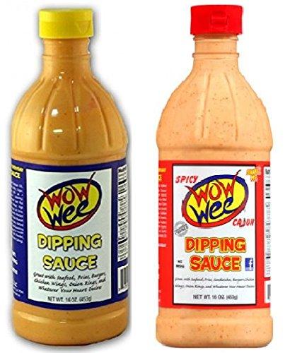Cajun Dipping Sauce - 2