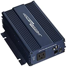Power Bright APS300U-12 Pure Sine Power Inverter 300 Watt continuous / 500 watt Peak 12 Volt DC To 120 Volt AC w/ USB Charging Port