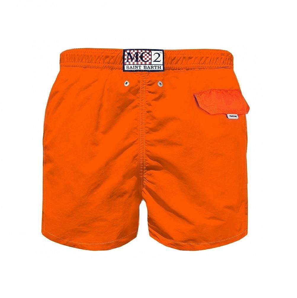 MC2 Saint Barth Costume Boxer Arancione